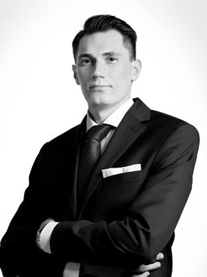 Adwokat Rafał Kirsch